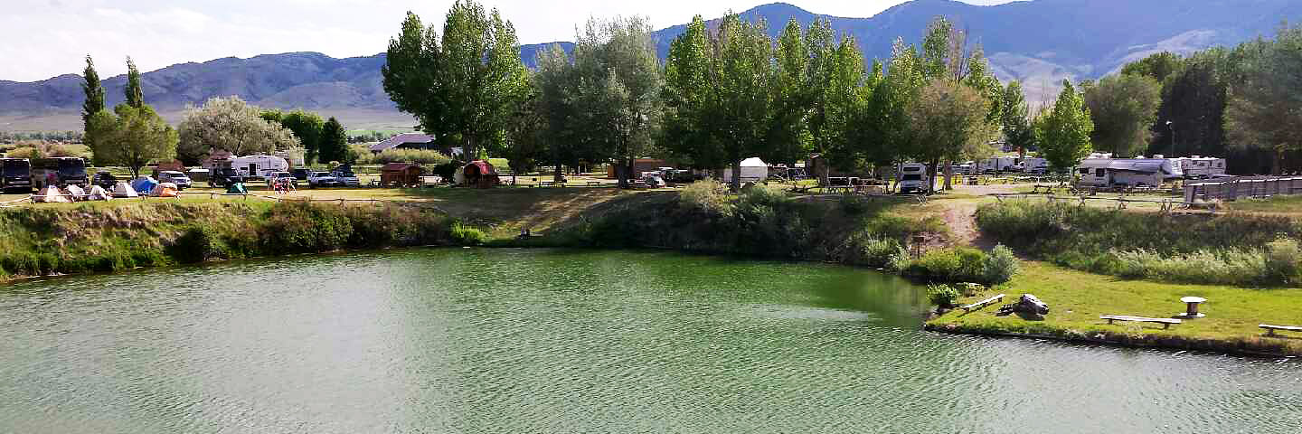 Ruby Valley Campground Ruby Valley Montana Rv Park And